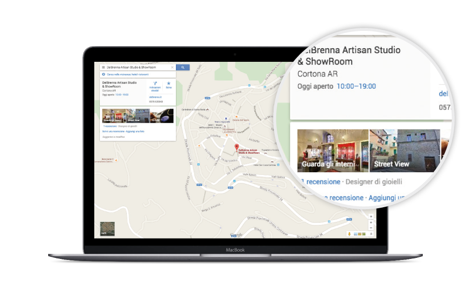Google Maps - Google Street View