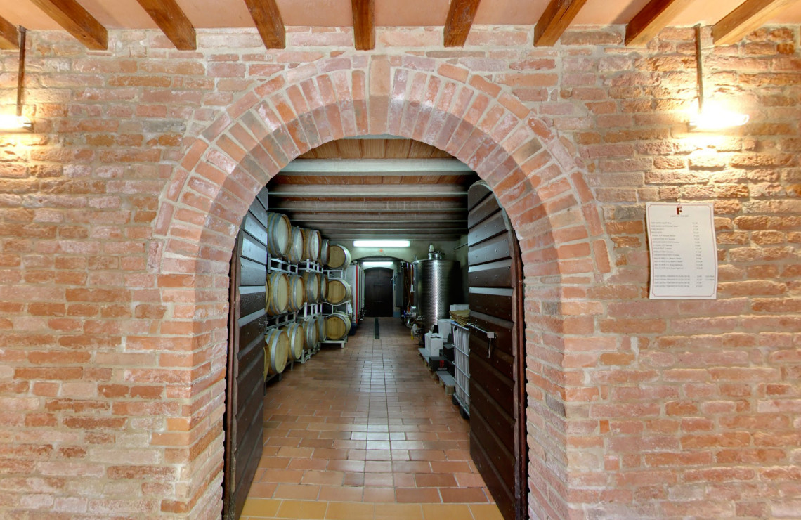 Cantine Faralli, Wine Shop